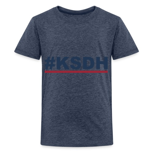 KSDH - Teenager premium T-shirt