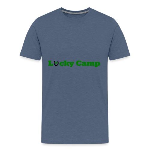 Glücksbringer Camp - Teenager Premium T-Shirt