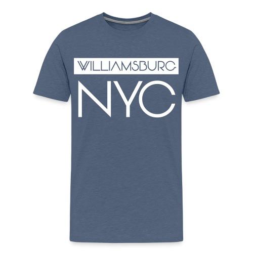 williamsburg - Teenage Premium T-Shirt