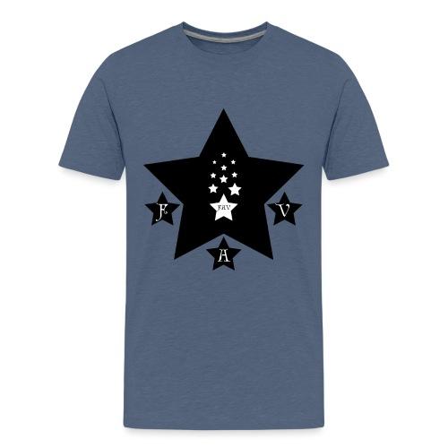 Fav - Camiseta premium adolescente