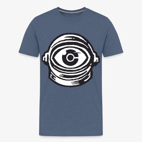 CosmoMedia 3 - Camiseta premium adolescente