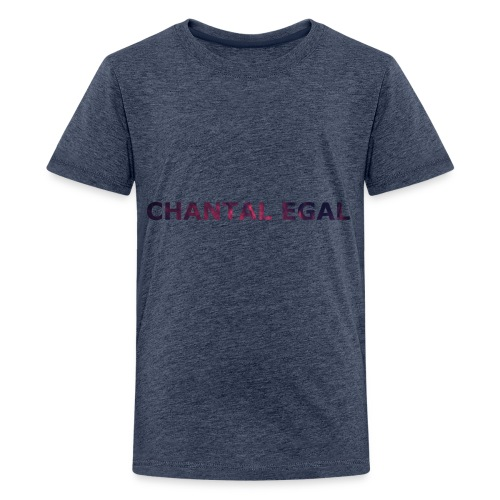 ChantalSunset - Teenage Premium T-Shirt