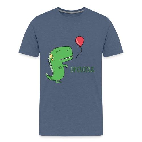 Dinolicious - Maglietta Premium per ragazzi