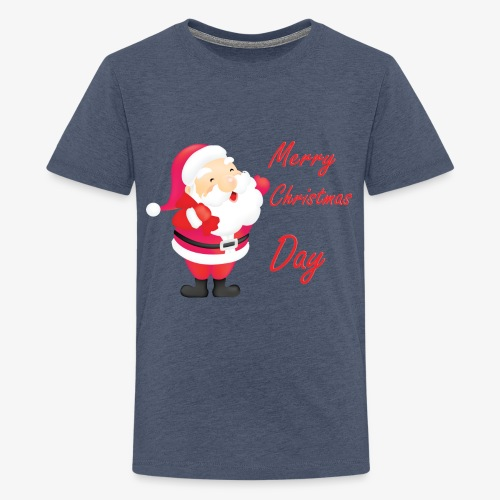 Merry Christmas Day Collections - T-shirt Premium Ado