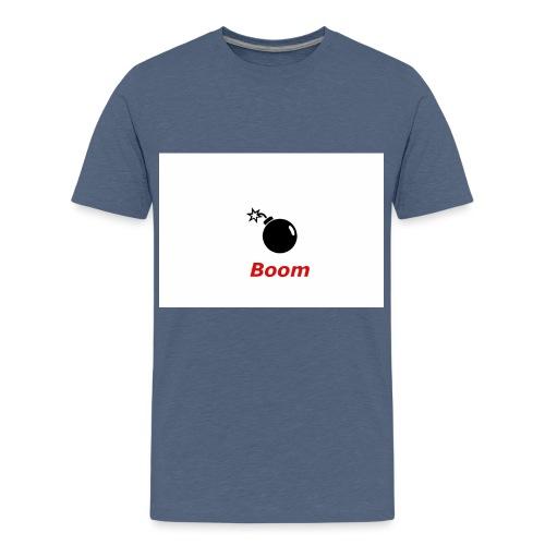 Bomba - Koszulka młodzieżowa Premium
