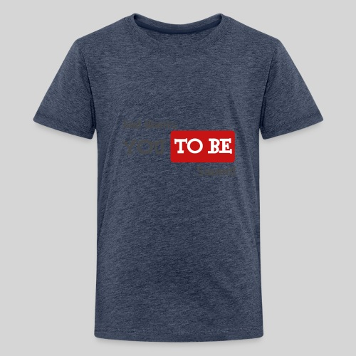 God wants you to be saved Johannes 3,16 - Teenager Premium T-Shirt