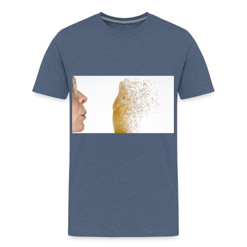 Pustezahn - Teenager Premium T-Shirt