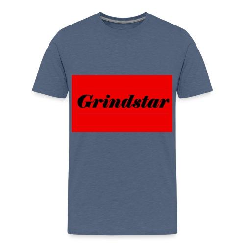 Grindstar - Teenage Premium T-Shirt