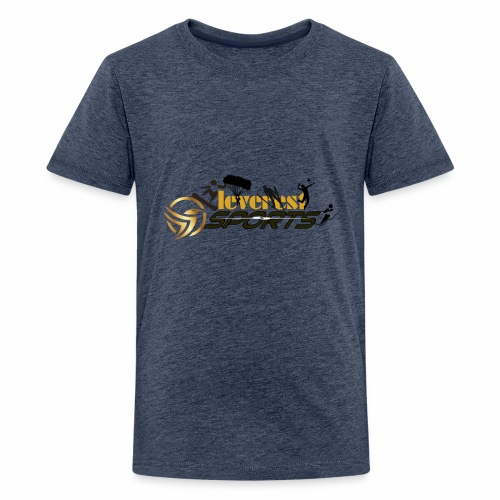 Leverest Sports - Teenager Premium T-Shirt