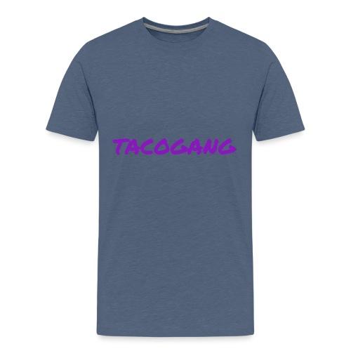 TACOGANG - Premium T-skjorte for tenåringer
