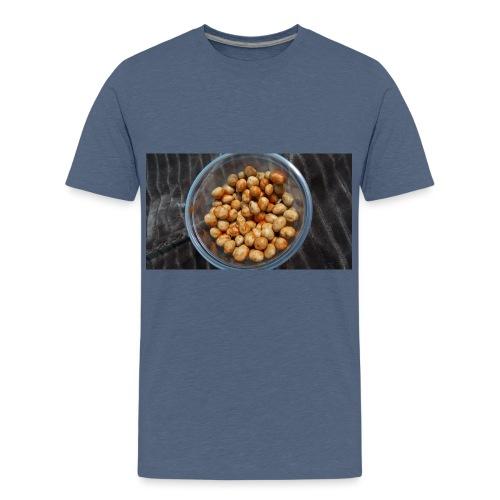 Cacahuate - Camiseta premium adolescente