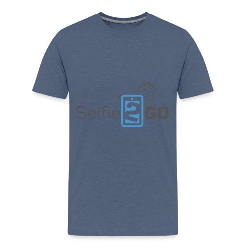 selfie2go - Teenager Premium T-Shirt