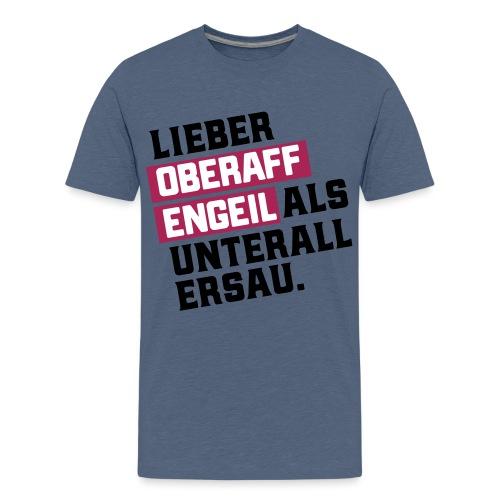 Ober-AFFEN-GEIL - Teenager Premium T-Shirt