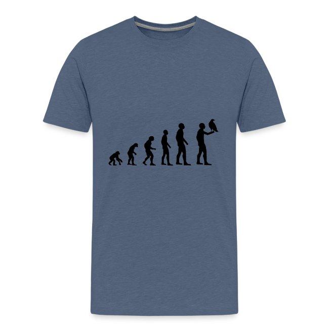 Evolution Falkner