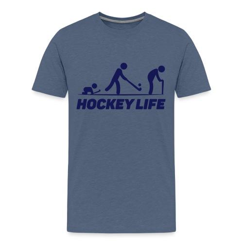 Hockey Life - T-shirt Premium Ado