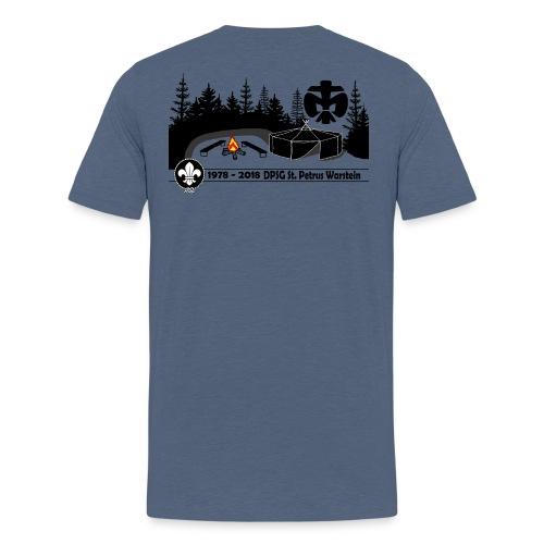40-Jubiläum - Teenager Premium T-Shirt