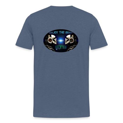 Frühlings Special Enjoy the Beat - Teenager Premium T-Shirt