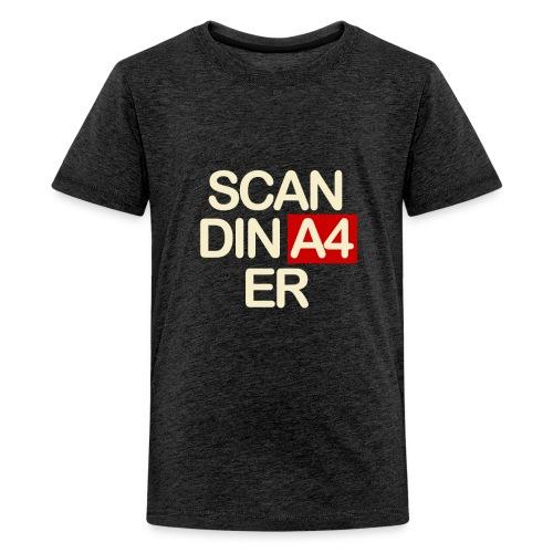 Scandinavier - Teenager Premium T-Shirt