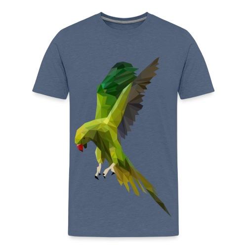 PERROQUET - MINIMALISTE - T-shirt Premium Ado