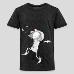 Schwingenzauber - Teenage Premium T-Shirt