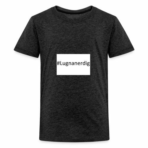 JARRÅ - Premium-T-shirt tonåring