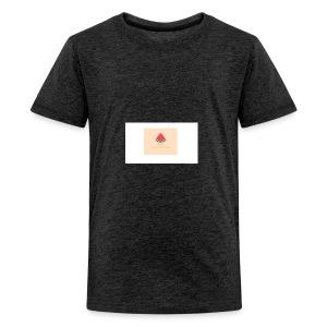 LOGO TPM - Teenager Premium T-shirt