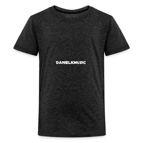 "Inscription ""DanielKMusic"" - Teenage Premium T-Shirt"