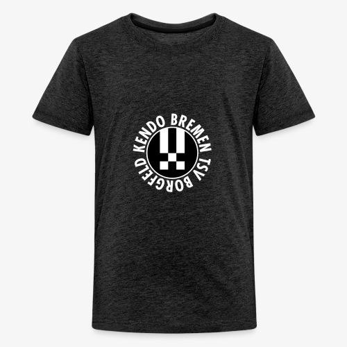 Kendo Bremen Borgfeld T-Shirt - Teenager Premium T-Shirt
