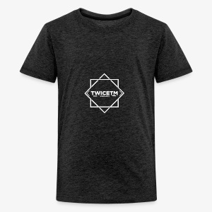TwiceTM SINCE 2014 - Teenager Premium T-Shirt