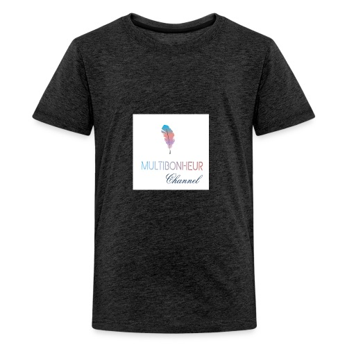 Multibonheur CHANNEL - T-shirt Premium Ado