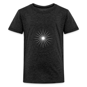 Universele Ster - Teenager Premium T-shirt