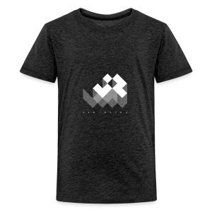 LOGO VIPTRACKS RELEASES - Teenager Premium T-shirt