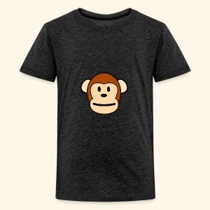 Monkey - Teenager Premium T-Shirt