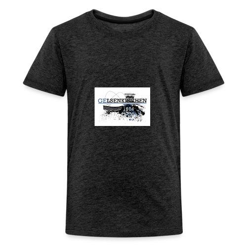 gelsenkirchen - Teenager Premium T-Shirt