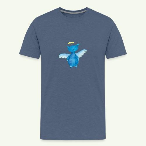 Katzengel Charlie - Teenager Premium T-Shirt