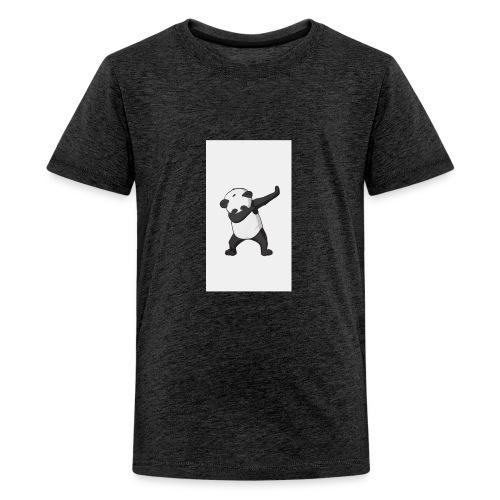 oso - Camiseta premium adolescente