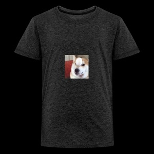 dog - Teenage Premium T-Shirt