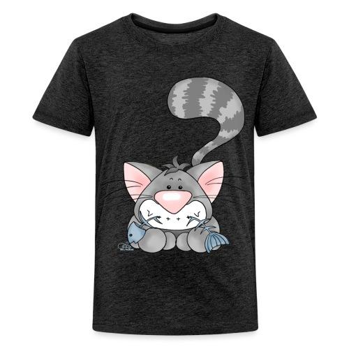 Mampfmietz - Teenager Premium T-Shirt