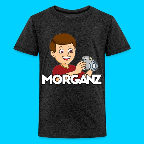 MORGANZ - Teenage Premium T-Shirt