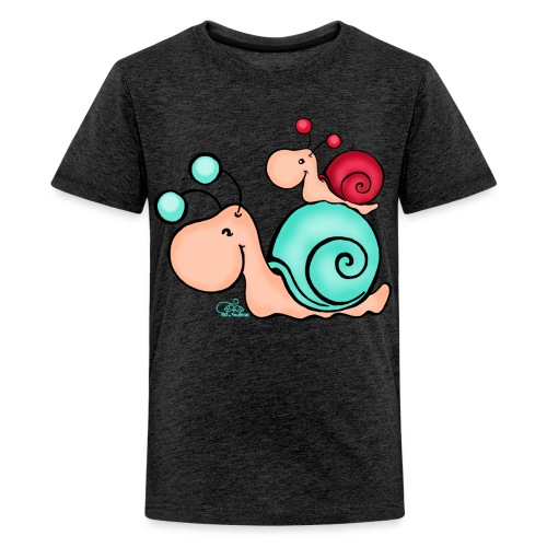 Mami Schneck - Teenager Premium T-Shirt