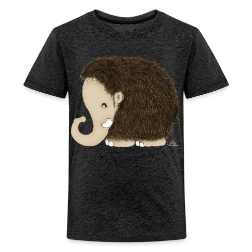 Mini-Mammut Michel - Teenager Premium T-Shirt