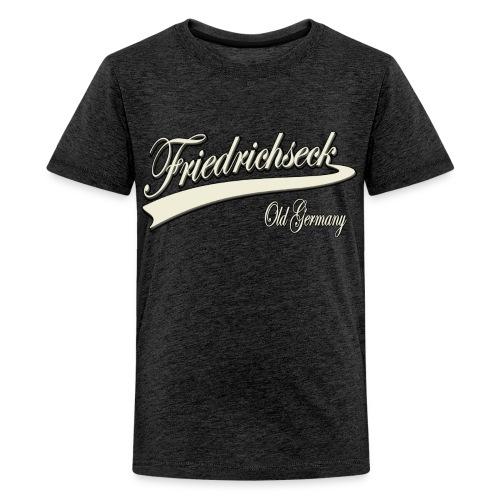 friedrichseck2 weiss - Teenager Premium T-Shirt