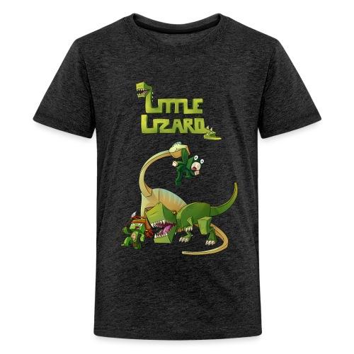 dino t - Teenage Premium T-Shirt