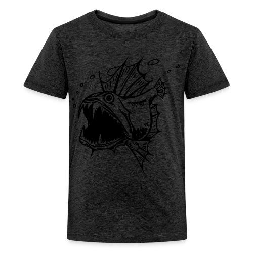 Piranha - Teenager Premium T-Shirt