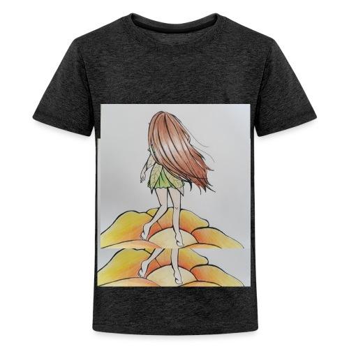 Lily1 - T-shirt Premium Ado