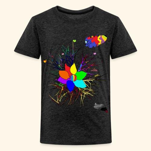 equal love - Teenager Premium T-Shirt