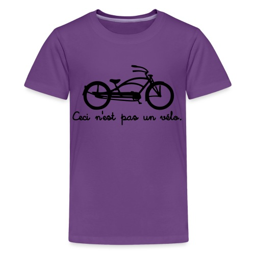 ceci2a - T-shirt Premium Ado