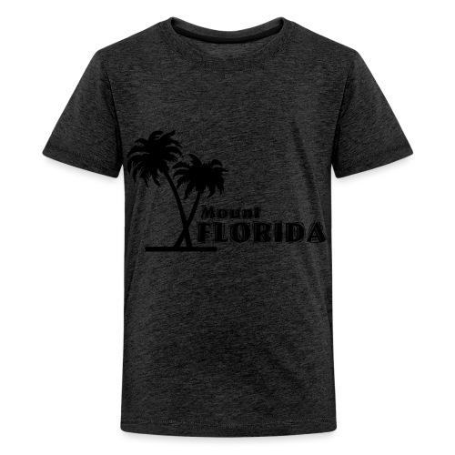 Mount Florida - Teenage Premium T-Shirt