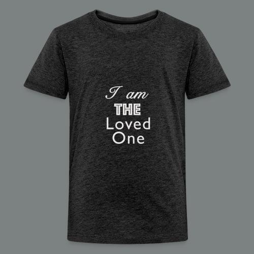 The loved one - Premium-T-shirt tonåring
