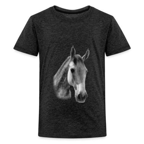 Beautiful Horse - Teenage Premium T-Shirt